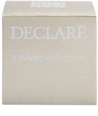Declaré Caviar Perfection luxus kényeztető testvaj 3