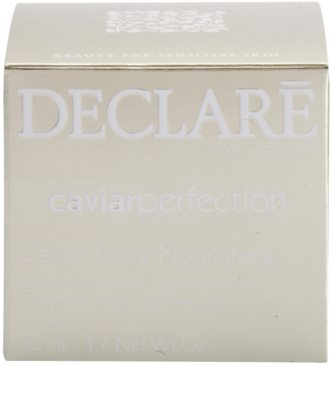 Declaré Caviar Perfection crema anti-riduri lux nutritiva ten uscat 3
