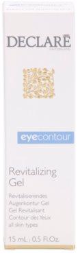 Declaré Eye Contour gel de ochi racoritor impotriva ochilor umflati 2