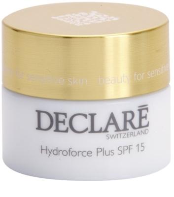 Declaré Hydro Balance hidratáló arckrém SPF 15