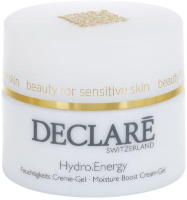 Declaré Hydro Balance creme gel hidratante para esticar a pele