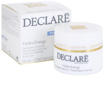 Declaré Hydro Balance creme gel hidratante para esticar a pele 1