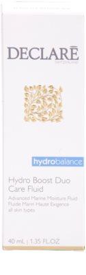 Declaré Hydro Balance зволожуючий та зміцнюючий флюїд 3