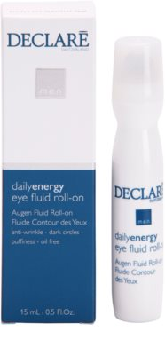 Declaré Men Daily Energy roll-on para contorno de ojos antiarrugas, antibolsas y antiojeras 2