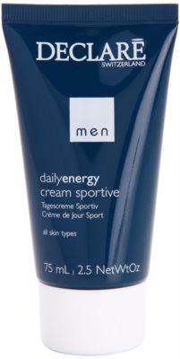 Declaré Men Daily Energy creme de dia luminoso para desportistas