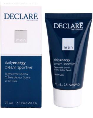 Declaré Men Daily Energy crema de zi usoara pentru sportivi 1