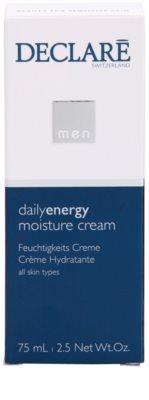 Declaré Men Daily Energy crema hidratante ligera 2