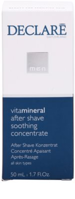 Declaré Men Vita Mineral sérum calmante after shave 3