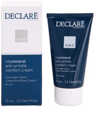Declaré Men Vita Mineral stärkende Creme gegen Falten 1