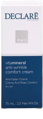 Declaré Men Vita Mineral stärkende Creme gegen Falten 2