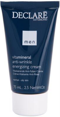 Declaré Men Vita Mineral crema antiarrugas para pieles normales y grasas