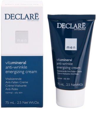 Declaré Men Vita Mineral crema antiarrugas para pieles normales y grasas 1