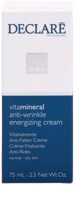 Declaré Men Vita Mineral crema antiarrugas para pieles normales y grasas 2