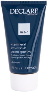 Declaré Men Vita Mineral crema anti-rid pentru sportivi