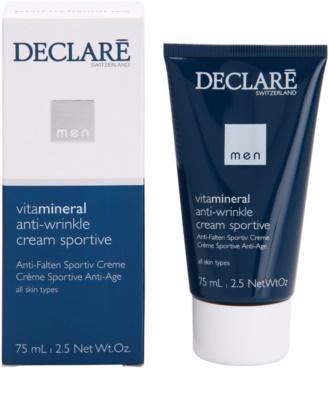 Declaré Men Vita Mineral crema antiarrugas para deportistas 1