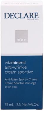 Declaré Men Vita Mineral crema antiarrugas para deportistas 2