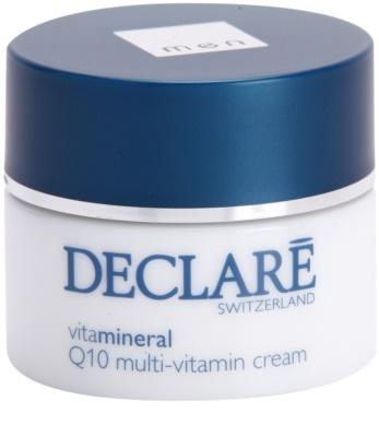 Declaré Men Vita Mineral creme nutritivo multivitamínico Q10
