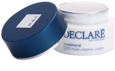Declaré Men Vita Mineral tápláló multivitaminos krém Q10 1