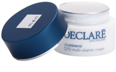 Declaré Men Vita Mineral crema hranitoare cu multi-vitamine Q10 1