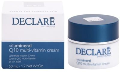 Declaré Men Vita Mineral crema hranitoare cu multi-vitamine Q10 2