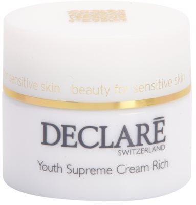 Declaré Pro Youthing hranilna in vlažilna krema za pomladitev kože