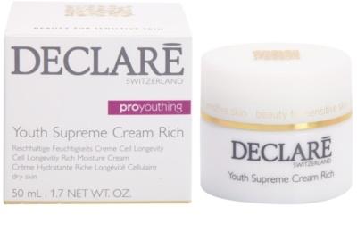 Declaré Pro Youthing поживний зволожуючий крем для омолодження шкіри 2