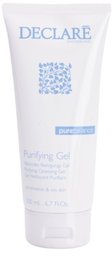 Declaré Pure Balance gel de limpeza para pele mista e oleosa