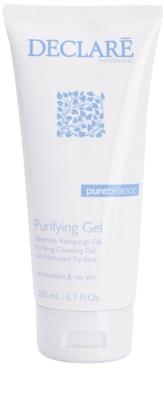 Declaré Pure Balance gel limpiador para pieles mixtas y grasas