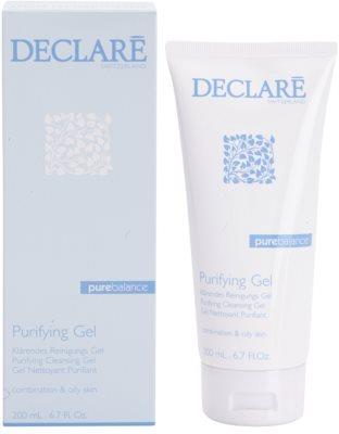Declaré Pure Balance Reinigungsgel  für fettige und Mischhaut 1