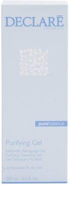 Declaré Pure Balance gel de curatare pentru ten mixt si gras 2