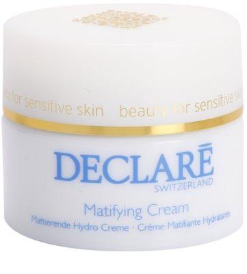 Declaré Pure Balance creme hidratante matificante para pele mista e oleosa