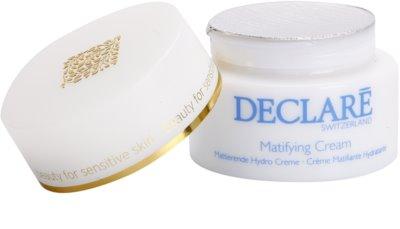 Declaré Pure Balance crema matificante hidratante para pieles mixtas y grasas 1