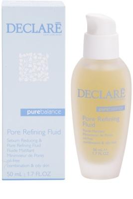 Declaré Pure Balance pórusösszehúzó fluid az arcra a túlzott faggyútermelődés ellen 1