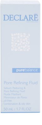 Declaré Pure Balance pórusösszehúzó fluid az arcra a túlzott faggyútermelődés ellen 2