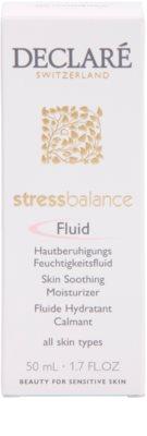 Declaré Stress Balance fluido calmante e hidratante 2