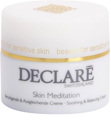 Declaré Stress Balance заспокійливий захисний крем для чутливої та подразненої шкіри
