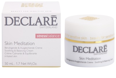 Declaré Stress Balance crema calmante y protectora para pieles irritadas y sensibles 1
