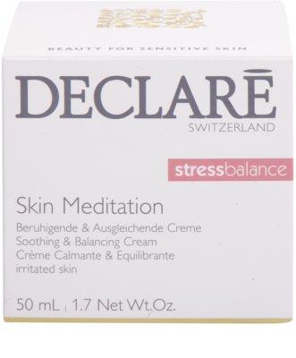 Declaré Stress Balance crema calmante y protectora para pieles irritadas y sensibles 3