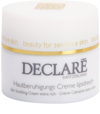 Declaré Stress Balance заспокоюючий поживний крем для сухої та подразненої шкіри
