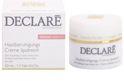 Declaré Stress Balance заспокоюючий поживний крем для сухої та подразненої шкіри 2