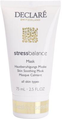Declaré Stress Balance zklidňující pleťová maska