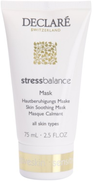 Declaré Stress Balance заспокоююча маска