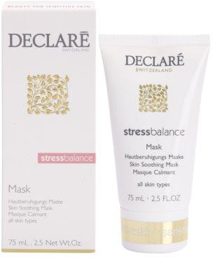 Declaré Stress Balance заспокоююча маска 1