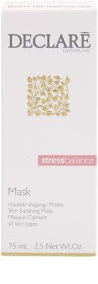 Declaré Stress Balance beruhigende Hautmaske 2