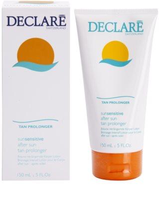 Declaré Sun Sensitive mleczko do ciała przedłużający opaleniznę 1
