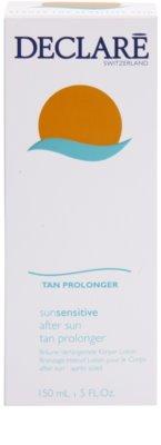 Declaré Sun Sensitive молочко для тіла продовження засмаги 2