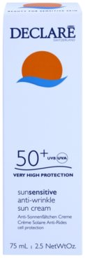 Declaré Sun Sensitive слънцезащитни продукти SPF 50+ 2