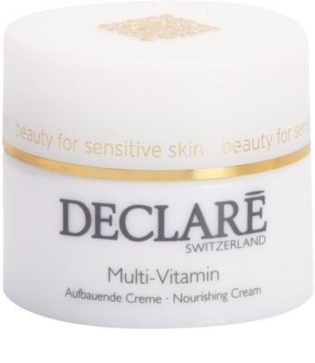 Declaré Vital Balance crema nutritiva con multivitaminas
