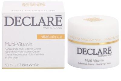 Declaré Vital Balance creme nutritivo multivitamínico 2