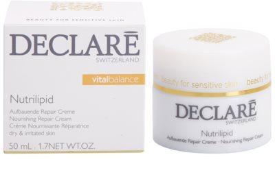 Declaré Vital Balance tápláló megújító krém a száraz és irritált bőrre 2